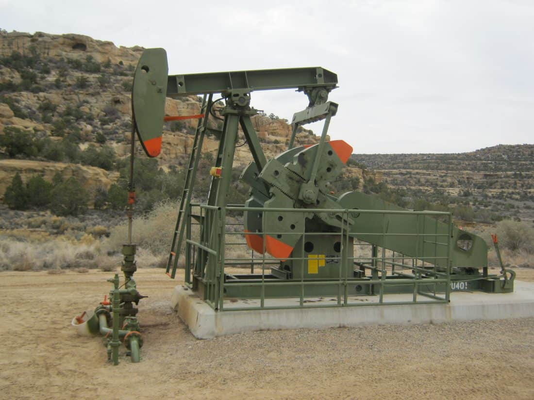 Oil Derrick Due Diligence